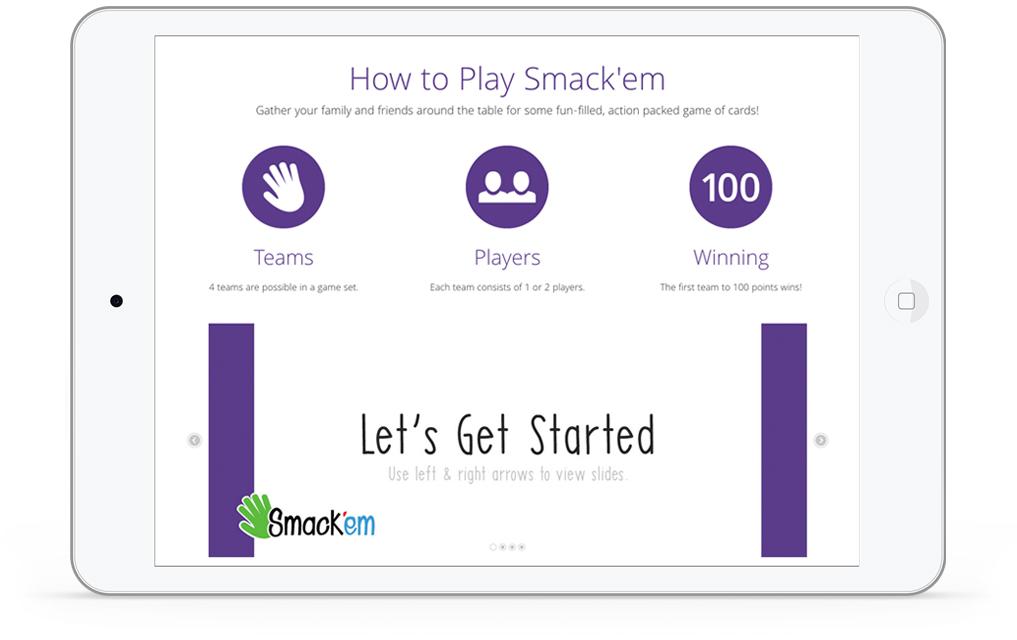 Smack'em How to Play
